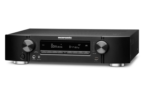 Marantz NR1711 surround receiver, black