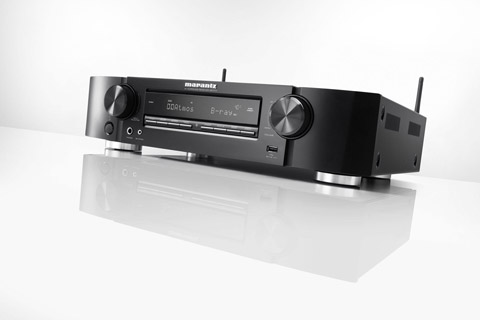 Marantz NR1711 surround receiver, black