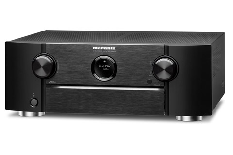 Marantz SR6015 surround receiver, black
