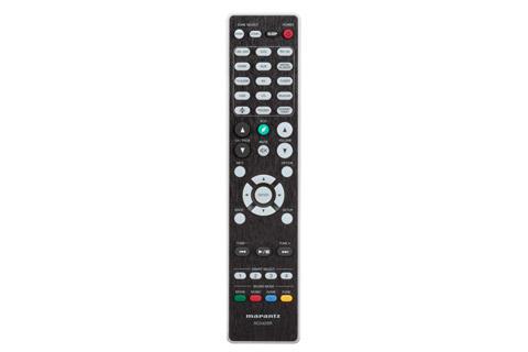 Marantz SR6015 surround receiver, remote