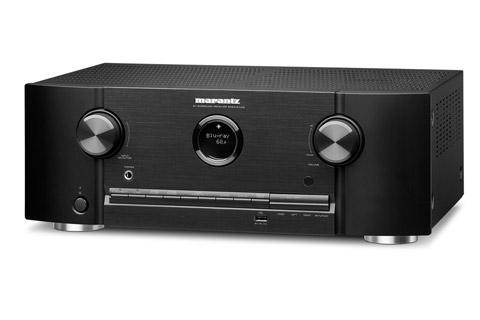 Marantz SR5015 DAB surround receiver, black