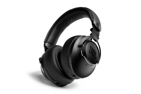 JBL Club One wireless over-ear headphones, black