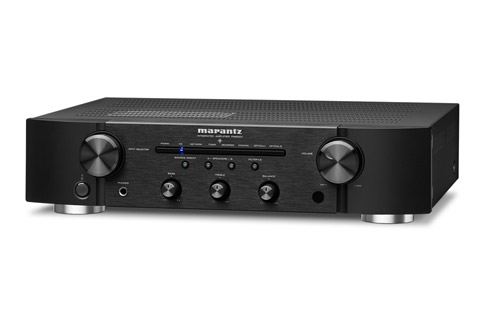 Marantz PM6007 stereo amplifier, black