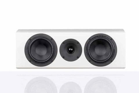 System Audio Legend 10 Silverback, white satin