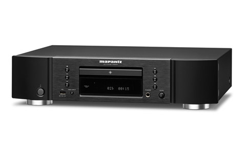 Marantz CD6007 CD-player, black