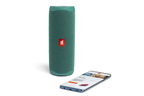 JBL FLIP 5 ECO bluetooth speaker, forest