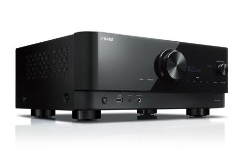 Yamaha RX-V6A surround receiver, black