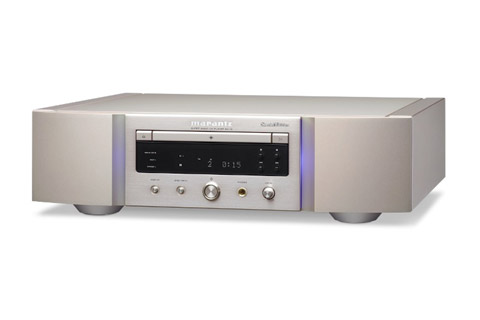 Marantz SA-12SE CD-player, Silver/gold