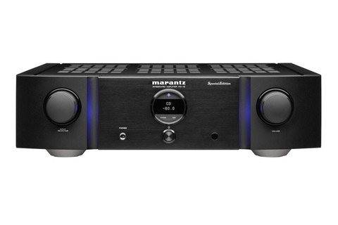 Marantz PM-12SE stereo amplifier, black