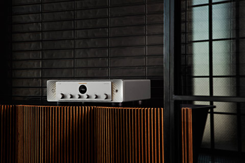 Marantz Model 30 integreret amplifier, lifestyle