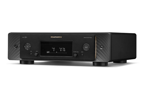 Marantz SACD 30n CD-player, black