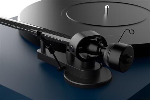 Pro-Ject Debut Carbon EVO recordplayer, detail