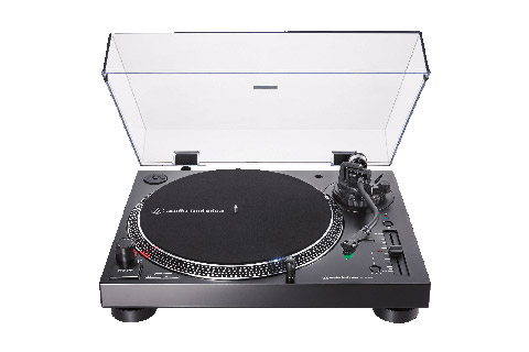 Audio Technica LP120XBTUSB, black