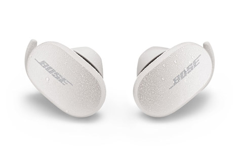 BOSE QuietComfort Earbuds Acoustic Noise Cancelling® in-ear hovedtelefoner, soapstone