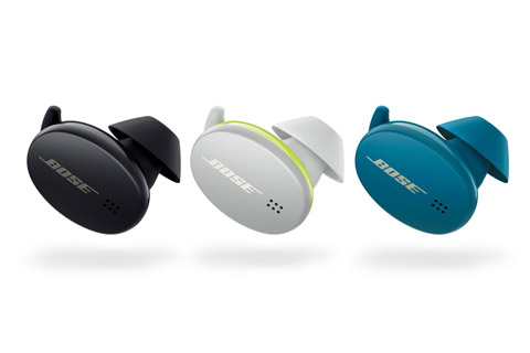 Bose Sport Earbuds, all