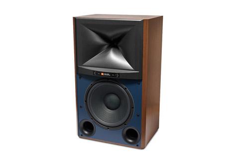 JBL 4349 studio monitor, walnut
