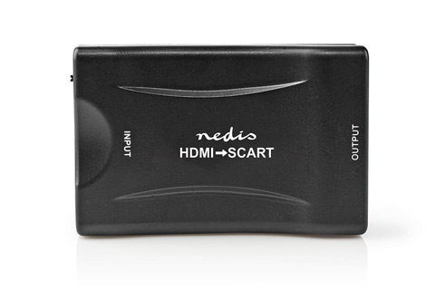 Nedis HDMI to Scart converter - Top