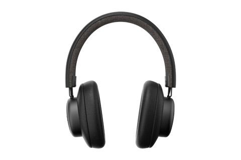 SACKit TOUCHit over-ear headphones, black