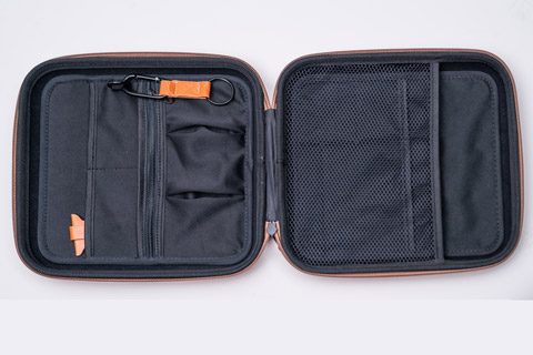 SACKit CARRYit case, brown