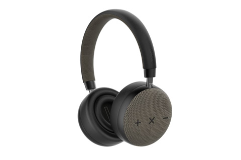 SACKit TOUCHit headphones, black