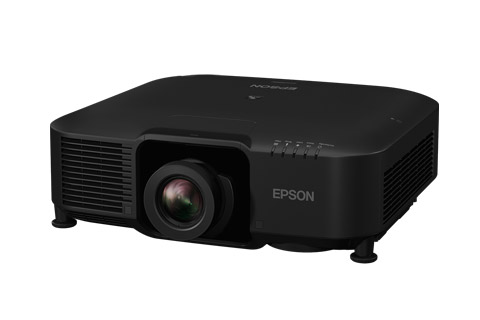 Epson EB-L1075U WUXGA Laser projector, without lens, black