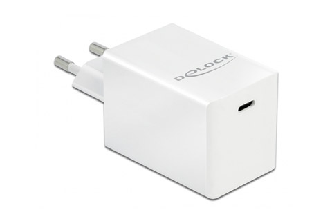 DeLock 60W USB-C charger - Back