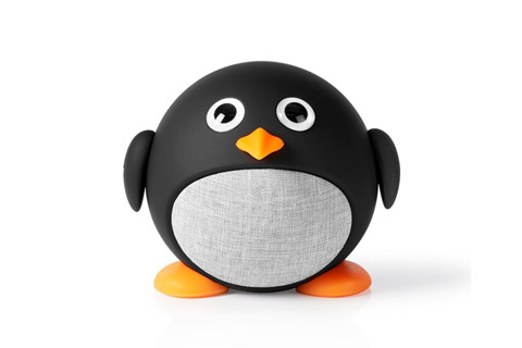 Nedis Pippy Penguin Animaticks Bluetooth-højttaler - Front