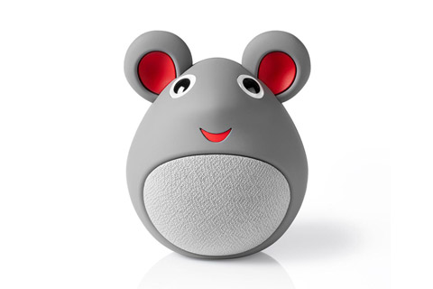 Nedis Melody Mouse Animaticks Bluetooth-højttaler - Front