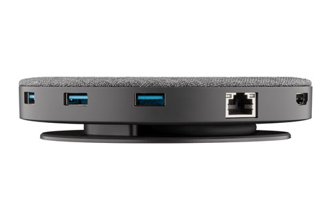 Goobay 11 in 1 multiport dock with Qi and PD - Side