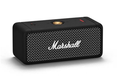 Marshall Emberton bluetooth speaker