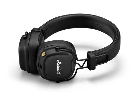 Marshall Major IV on-ear headphones