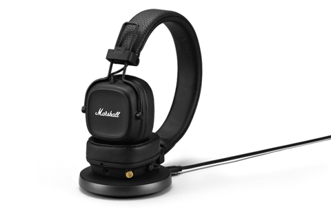 Marshall Major IV on-ear headphones