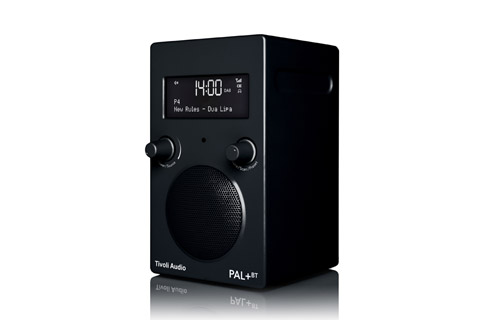 Tivoli Audio PAL+ BT, black 2.gen