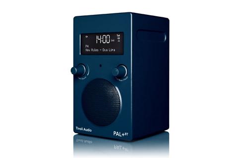 Tivoli Audio PAL+ BT, blue 2.gen