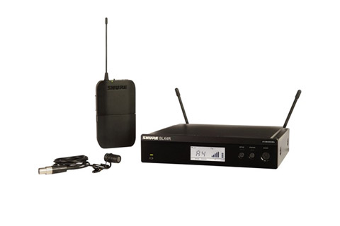 Shure lavalier system