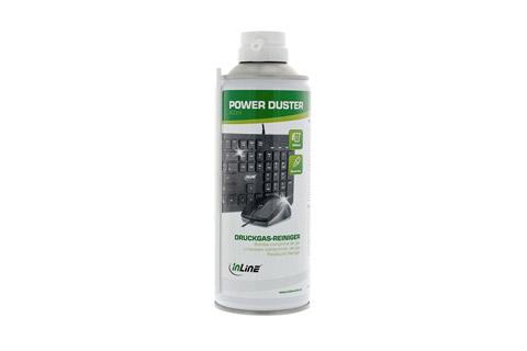 InLine compressed air spray (400 ml.)