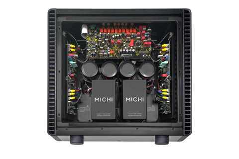 Michi X5 integrated amplifier