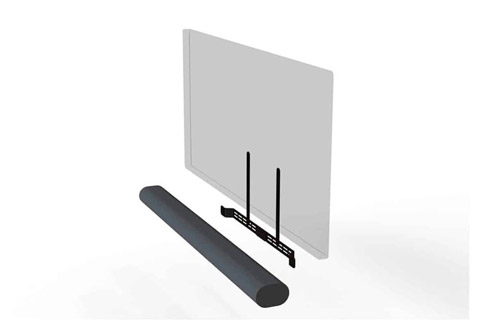 Flexson wall mount for Sonos ARC