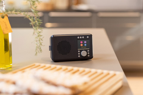Pure Elan Connect internet radio, lifestyle