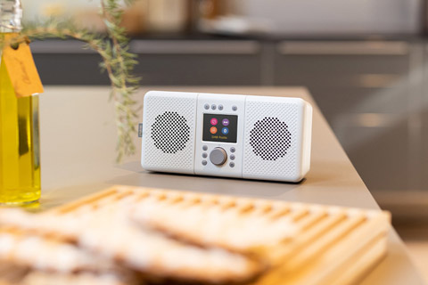 Pure Elan Connect+ internet radio, lifestyle