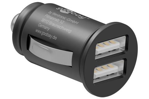 GB-44177, Dobbelt USB lader