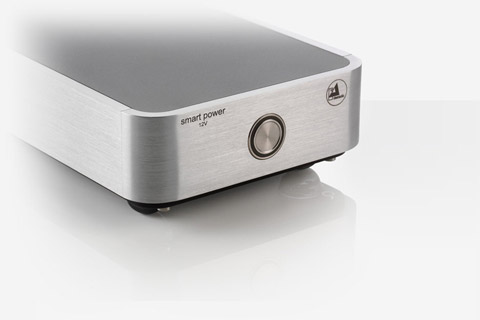 Clearaudio Smart Power 12V - Silver front