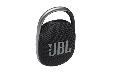 JBL Clip 4 bluetooth speaker, black