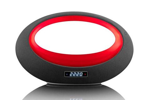 Lenco BT-210 Bluetooth speaker with smart LED lights - LED light
