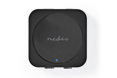 Nedis Bluetooth receiver/transmitter - Top light