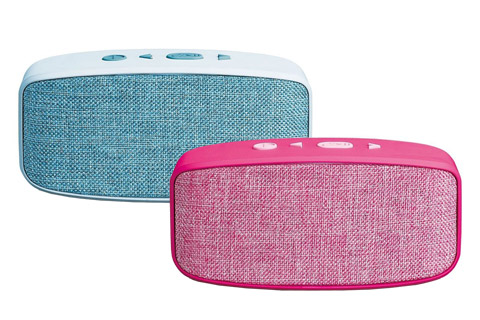 Lenco BT-120 Blue and Pink