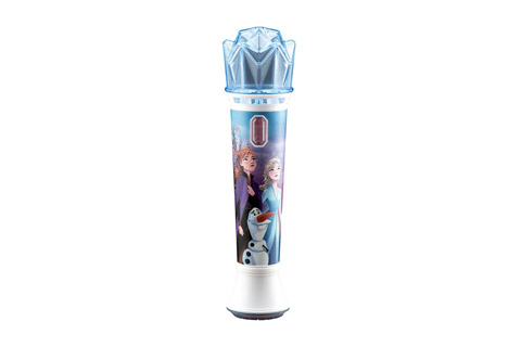 eKids FR-070 Disney Frozen 2 Sing-along microphone, from 3 years