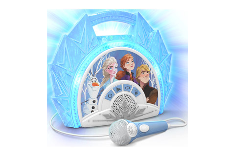 eKids FR-115 Disney Frozen 2 Sing-along boombox, from 3 years