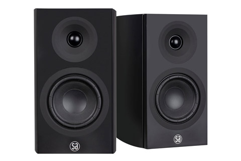 System Audio Legend 5.2, black