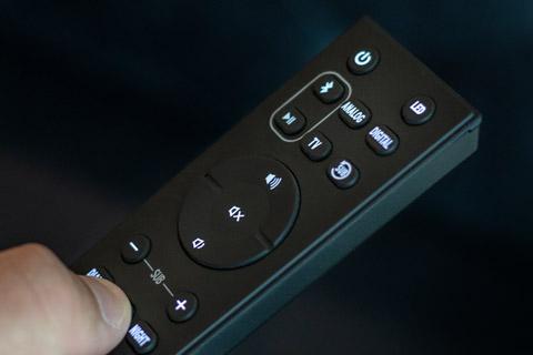 Klipsch cinema 600 soundbar with wireless subwoofer - Remote